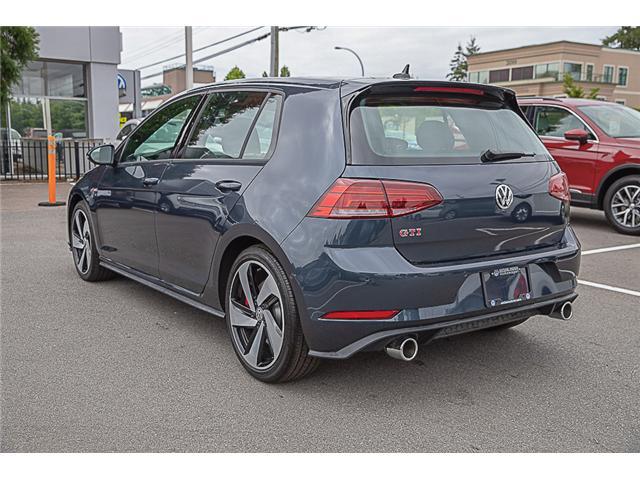 2019 Volkswagen Golf GTI 5-Door Autobahn (Stk: KG016928) in Vancouver - Image 5 of 30