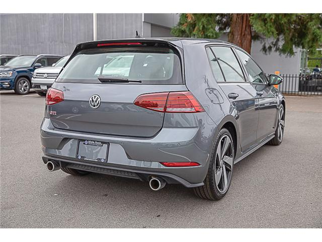 2019 Volkswagen Golf GTI 5-Door Autobahn (Stk: KG004956) in Vancouver - Image 7 of 27