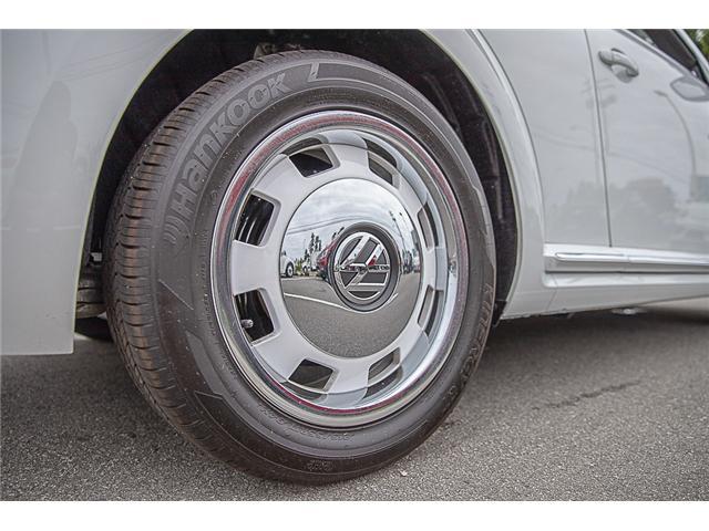 2018 Volkswagen Beetle 2.0 TSI Coast (Stk: JB517519) in Vancouver - Image 9 of 30