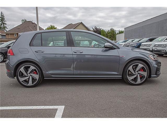 2019 Volkswagen Golf GTI 5-Door Autobahn (Stk: KG004956) in Vancouver - Image 8 of 27