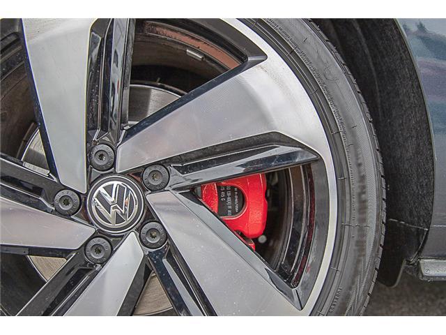 2019 Volkswagen Golf GTI 5-Door Autobahn (Stk: KG016928) in Vancouver - Image 9 of 30