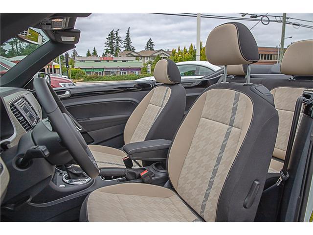 2018 Volkswagen Beetle 2.0 TSI Coast (Stk: JB517519) in Vancouver - Image 11 of 30
