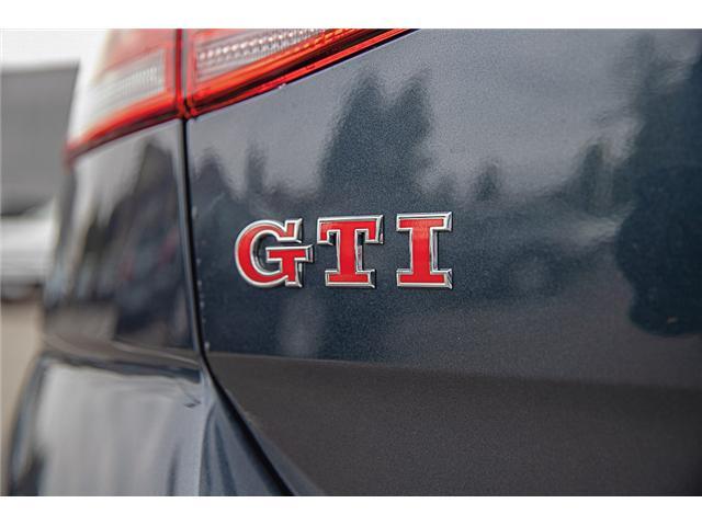 2019 Volkswagen Golf GTI 5-Door Autobahn (Stk: KG016928) in Vancouver - Image 10 of 30