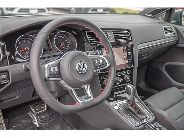2019 Volkswagen Golf GTI 5-Door Autobahn (Stk: KG004956) in Vancouver - Image 12 of 27