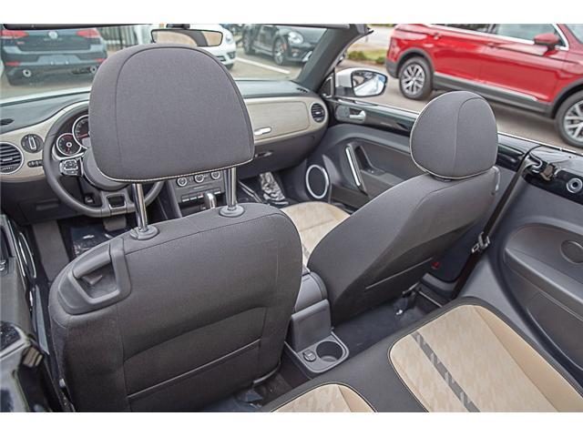 2018 Volkswagen Beetle 2.0 TSI Coast (Stk: JB517519) in Vancouver - Image 14 of 30