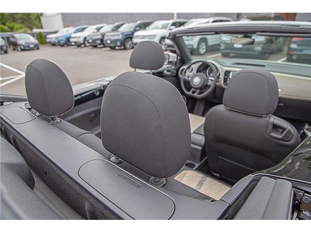 2018 Volkswagen Beetle 2.0 TSI Coast (Stk: JB517519) in Vancouver - Image 15 of 30