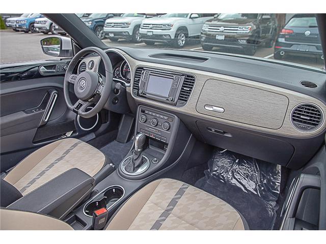 2018 Volkswagen Beetle 2.0 TSI Coast (Stk: JB517519) in Vancouver - Image 17 of 30