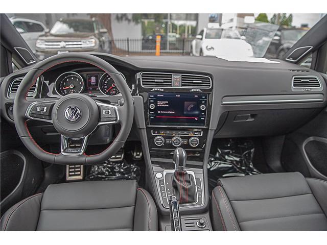 2019 Volkswagen Golf GTI 5-Door Autobahn (Stk: KG016928) in Vancouver - Image 16 of 30