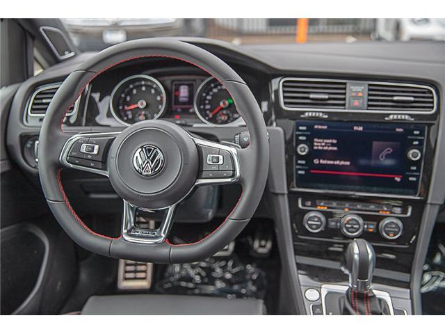 2019 Volkswagen Golf GTI 5-Door Autobahn (Stk: KG016928) in Vancouver - Image 17 of 30
