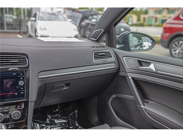 2019 Volkswagen Golf GTI 5-Door Autobahn (Stk: KG016928) in Vancouver - Image 18 of 30
