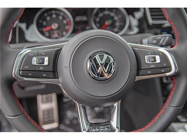 2019 Volkswagen Golf GTI 5-Door Autobahn (Stk: KG016928) in Vancouver - Image 21 of 30