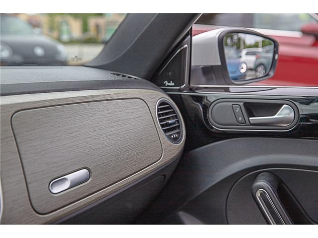 2018 Volkswagen Beetle 2.0 TSI Coast (Stk: JB517519) in Vancouver - Image 29 of 30