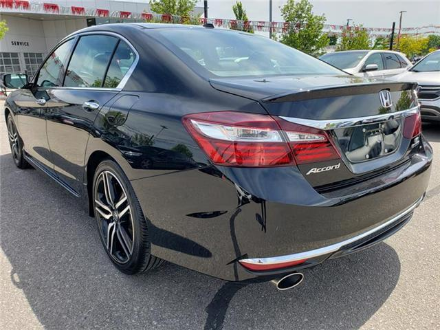 2017 Honda Accord Touring V6 (Stk: 325356A) in Mississauga - Image 2 of 20