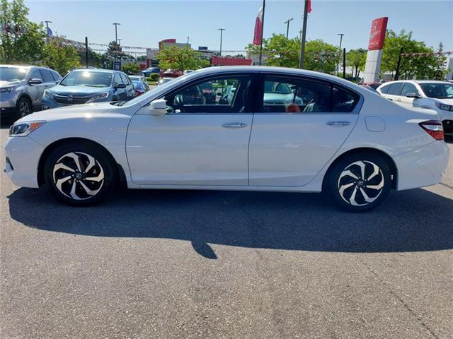 2017 Honda Accord EX-L (Stk: 325996A) in Mississauga - Image 2 of 22