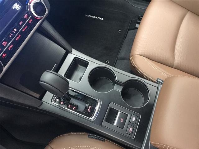 2019 Subaru Outback 2.5i Premier EyeSight Package (Stk: 207132) in Lethbridge - Image 20 of 30