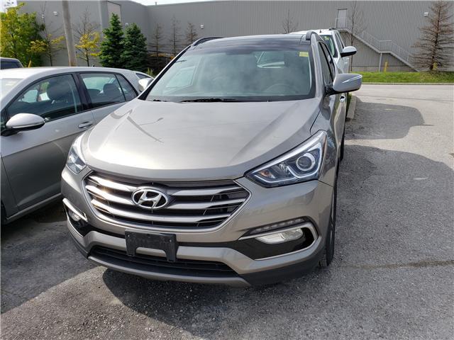 2018 Hyundai Santa Fe Sport 2.4 SE (Stk: N13437) in Newmarket - Image 1 of 5