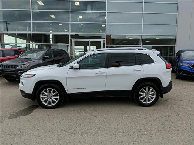 2016 Jeep Cherokee Limited (Stk: 49166A) in Saskatoon - Image 2 of 16