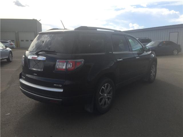 2013 GMC Acadia SLT1 (Stk: 207231) in Lethbridge - Image 1 of 3