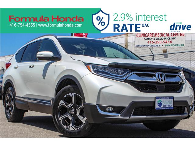 2018 Honda CR-V Touring (Stk: B11238) in Scarborough - Image 1 of 33
