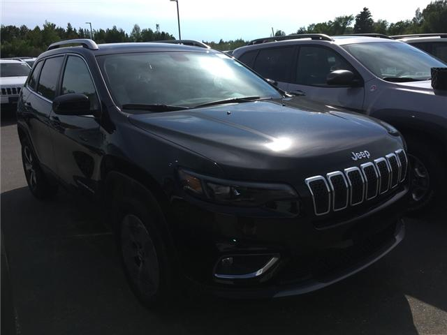 2019 Jeep Cherokee Limited (Stk: 19-364) in Huntsville - Image 1 of 2