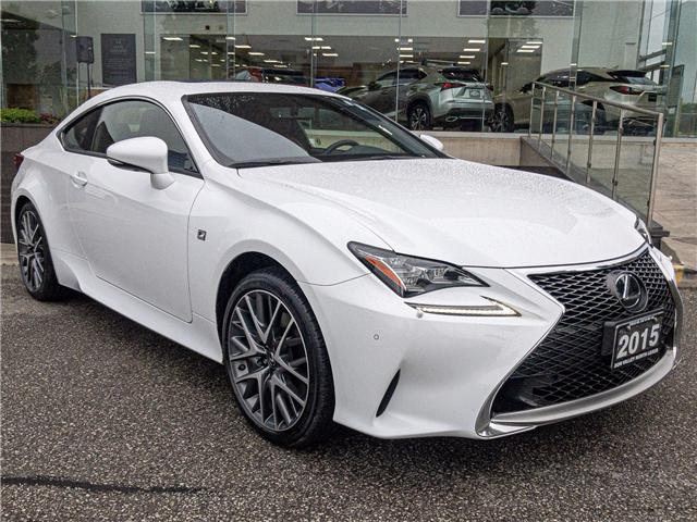 2015 Lexus RC 350 Base (Stk: 28281A) in Markham - Image 1 of 20