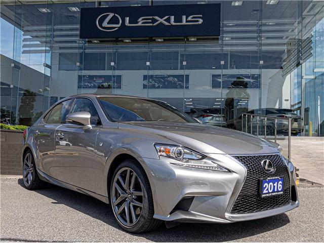 2016 Lexus IS 300 Base (Stk: 28236A) in Markham - Image 2 of 24