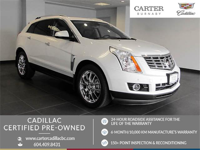 2013 Cadillac SRX Premium Collection (Stk: P9-58630) in Burnaby - Image 1 of 27