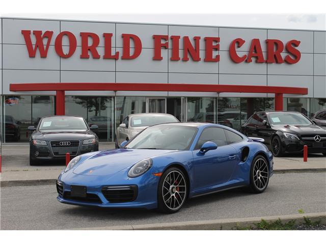2018 Porsche 911 Turbo (Stk: 16842) in Toronto - Image 1 of 28