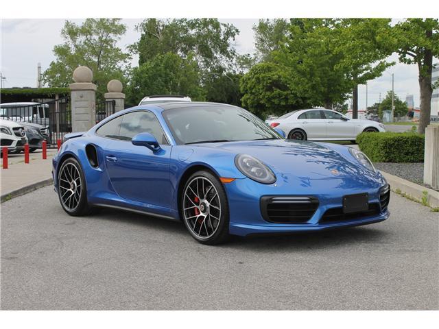 2018 Porsche 911 Turbo (Stk: 16842) in Toronto - Image 3 of 28
