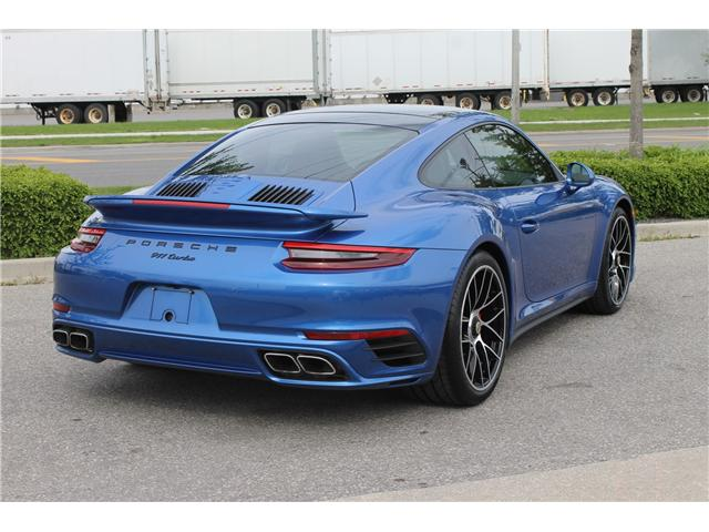 2018 Porsche 911 Turbo (Stk: 16842) in Toronto - Image 5 of 28