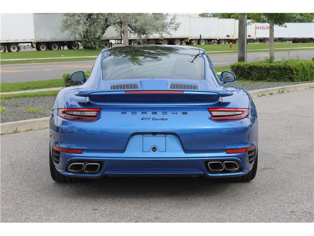 2018 Porsche 911 Turbo (Stk: 16842) in Toronto - Image 6 of 28