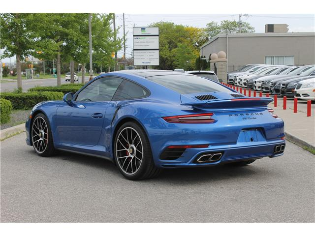 2018 Porsche 911 Turbo (Stk: 16842) in Toronto - Image 7 of 28