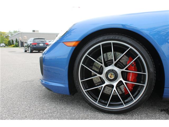 2018 Porsche 911 Turbo (Stk: 16842) in Toronto - Image 9 of 28