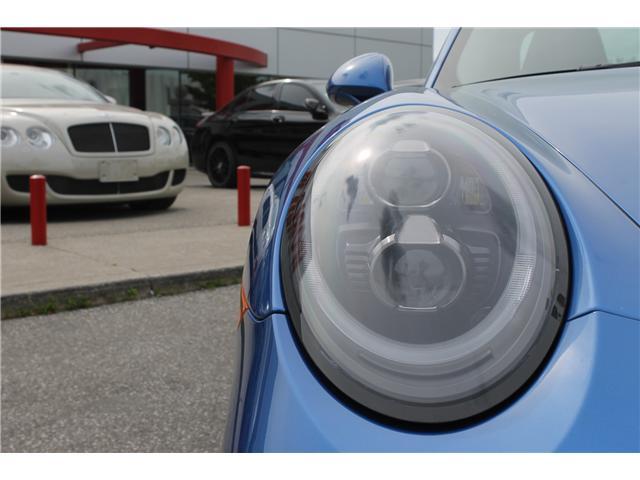 2018 Porsche 911 Turbo (Stk: 16842) in Toronto - Image 10 of 28