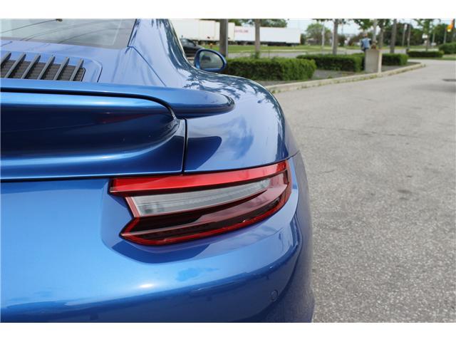 2018 Porsche 911 Turbo (Stk: 16842) in Toronto - Image 11 of 28