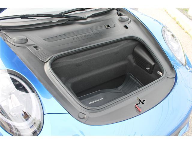 2018 Porsche 911 Turbo (Stk: 16842) in Toronto - Image 27 of 28