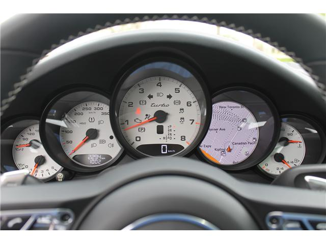 2018 Porsche 911 Turbo (Stk: 16842) in Toronto - Image 19 of 28
