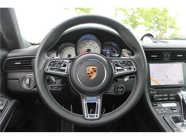 2018 Porsche 911 Turbo (Stk: 16842) in Toronto - Image 18 of 28