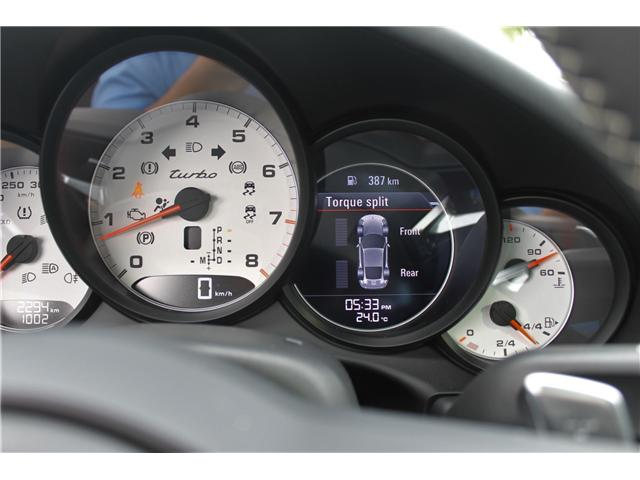 2018 Porsche 911 Turbo (Stk: 16842) in Toronto - Image 23 of 28