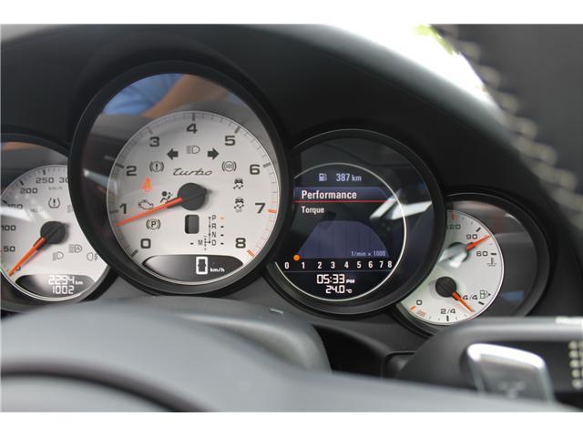 2018 Porsche 911 Turbo (Stk: 16842) in Toronto - Image 24 of 28