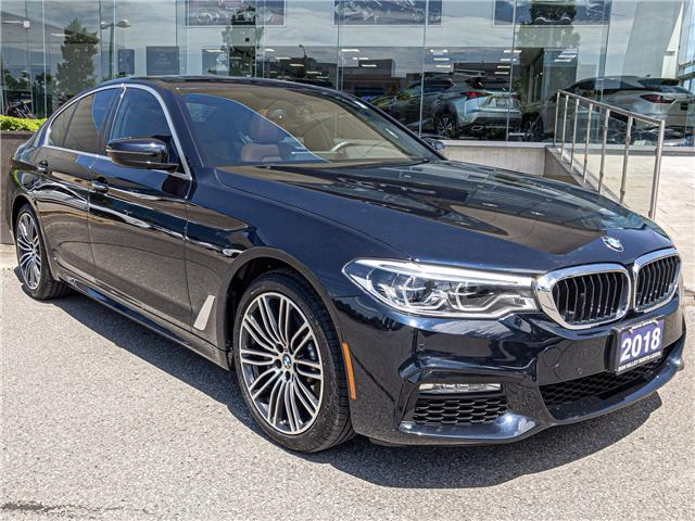 2018 BMW 530i xDrive (Stk: 28305A) in Markham - Image 1 of 23