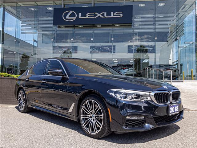 2018 BMW 530i xDrive (Stk: 28305A) in Markham - Image 2 of 23