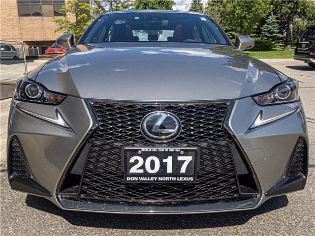2017 Lexus IS 300 Base (Stk: 28293A) in Markham - Image 2 of 22