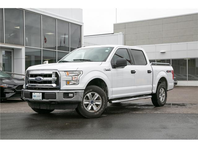2016 Ford F-150 XLT (Stk: 1911481) in Ottawa - Image 1 of 27