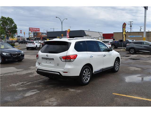 2016 Nissan Pathfinder SL (Stk: PP461) in Saskatoon - Image 5 of 29