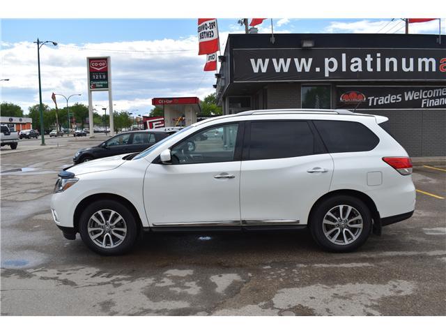 2016 Nissan Pathfinder SL (Stk: PP461) in Saskatoon - Image 8 of 29