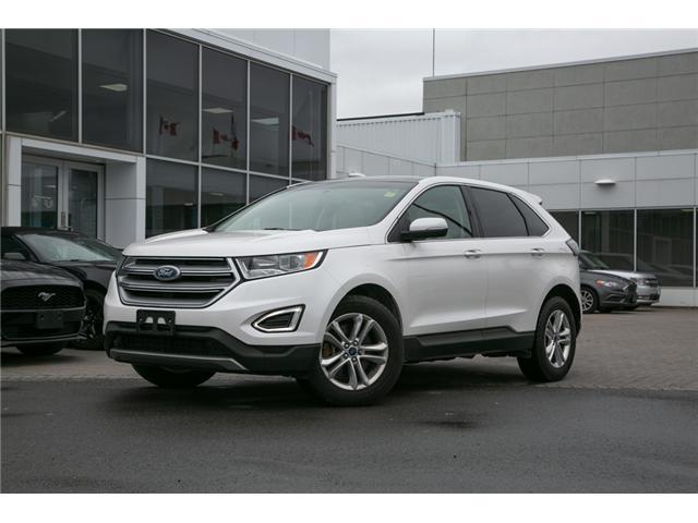 2016 Ford Edge SEL (Stk: 946880) in Ottawa - Image 1 of 28