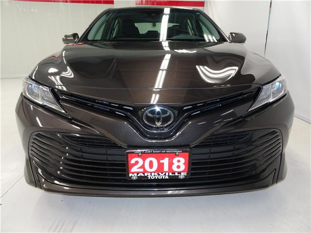 2018 Toyota Camry LE (Stk: 36314U) in Markham - Image 2 of 9