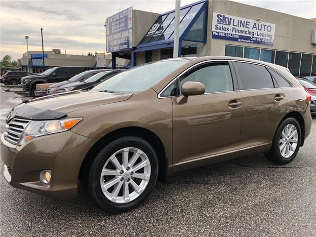2011 Toyota Venza Base (Stk: ) in Concord - Image 1 of 19