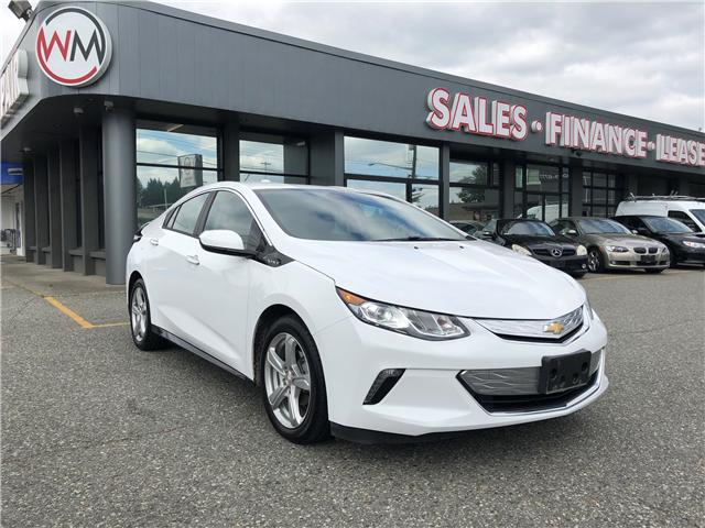 2018 Chevrolet Volt Premier (Stk: 18-109121) in Abbotsford - Image 1 of 13